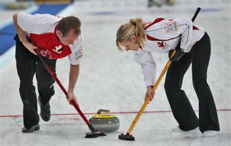 Canadian mixed doubles curling trials set stage for worlds