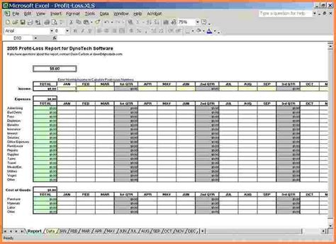 9+ simple business expense spreadsheet   Excel