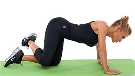 Fast Booty and Ab Exercises - Health