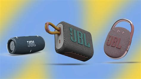 JBL's new Bluetooth speakers looks awesome and use USB-C