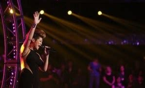"""Jamaica's Tessanne Chin STUNS with her rendition of """"Like"""