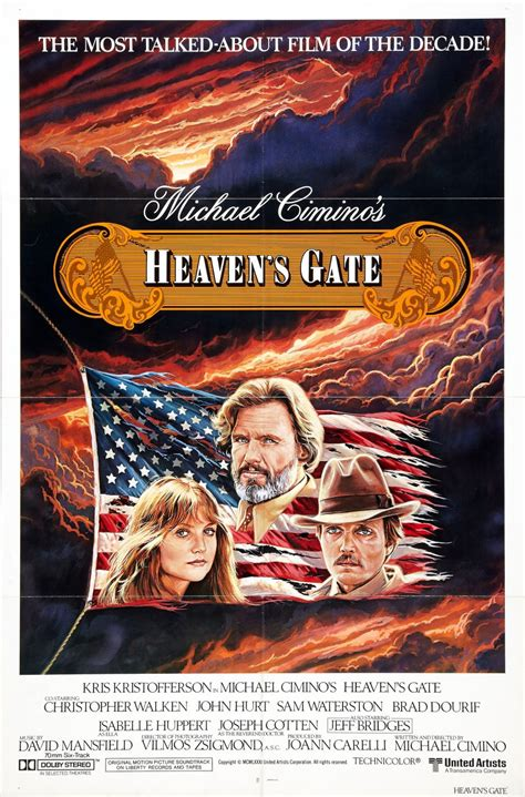Heaven's Gate (#3 of 5): Extra Large Movie Poster Image