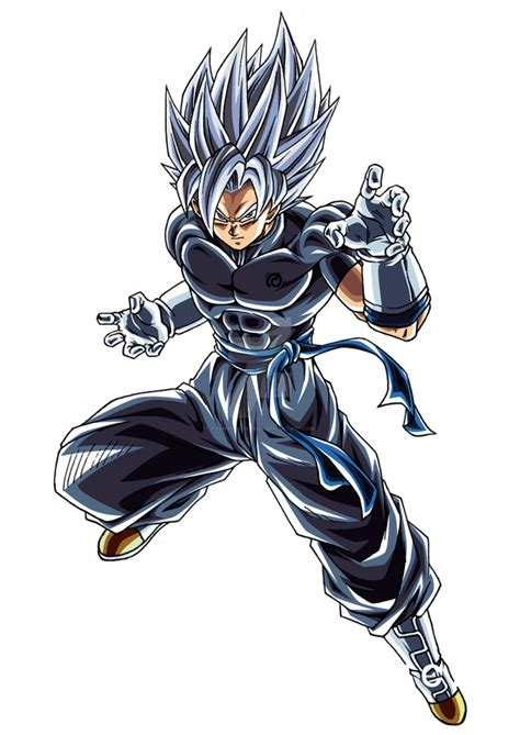 What would a Gogeta and Vegito fusion look like and if