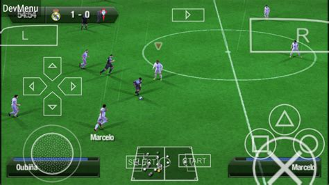 Game PPSSPP FIFA Soccer 14 : Legacy Edition