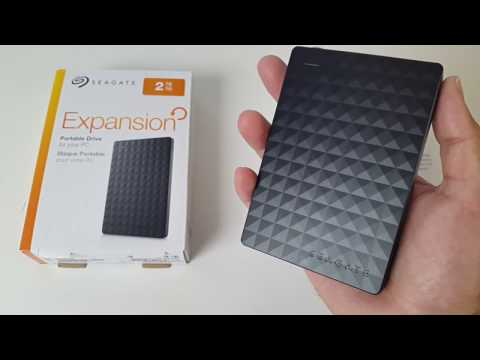 Seagate 4TB Expansion Portable Hard Drive   Officeworks