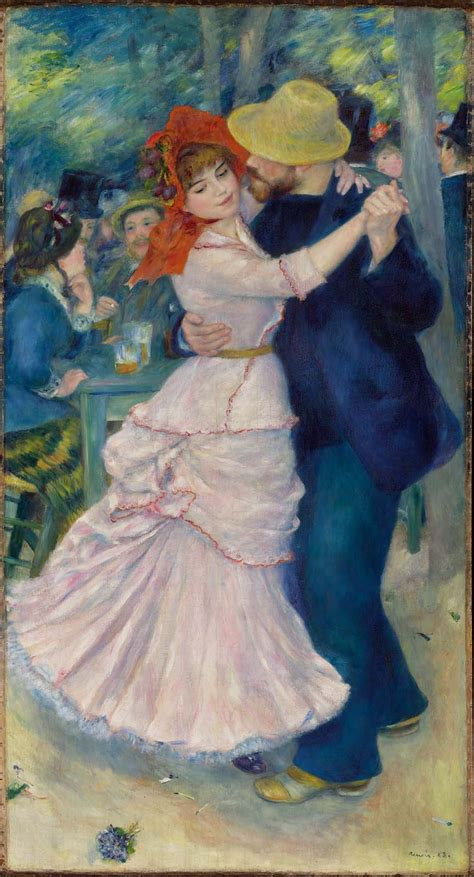 Dance at Bougival | Museum of Fine Arts, Boston