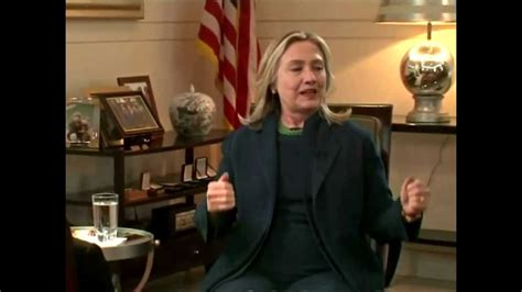 """Hillary Clinton """"We Came, We Saw, He Died"""" (Gaddafi) - YouTube"""