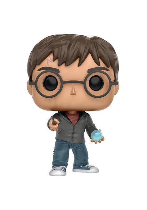 HARRY POTTER-Funko Pop! Movies: Harry Potter - Harry With