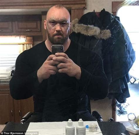 Game Of Thrones star Thor Bjornsson trolled over