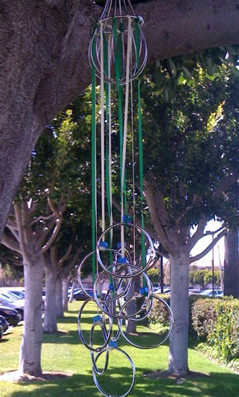 Crafty Wind Chime - Art and Craft Activities for Kids