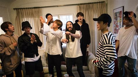 5 western artists BTS should collaborate with   SBS PopAsia