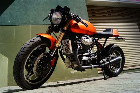 Vietnam's Premiere Cafe-Racer Is a Honda with Ducati Looks