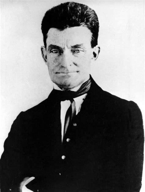 Abolitionist John Brown's years in Springfield Ma