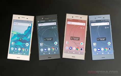 Sony Xperia XZ1 hands-on review: Sony Xperia XZ1 hands-on