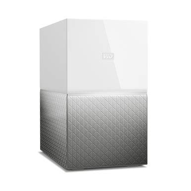 WD My Cloud Home Duo 8TB - Inet