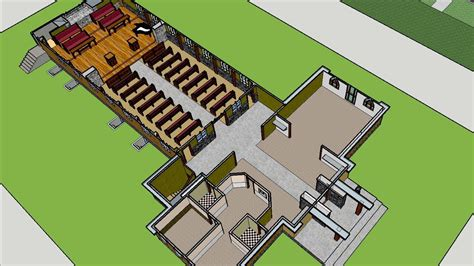 Developing a Security Plan for Your Church - SketchUp