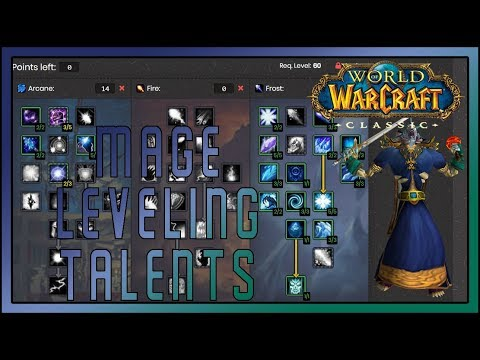 Classic Wow Mage Leveling Guide - Indophoneboy