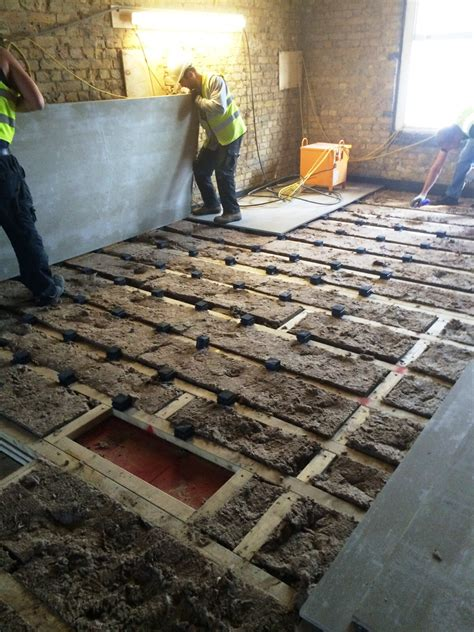 Vibro-EP  Floating Floors Supports for Vibration Control