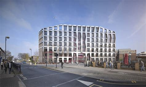 Hounslow Civic Building and new homes - Linkcity