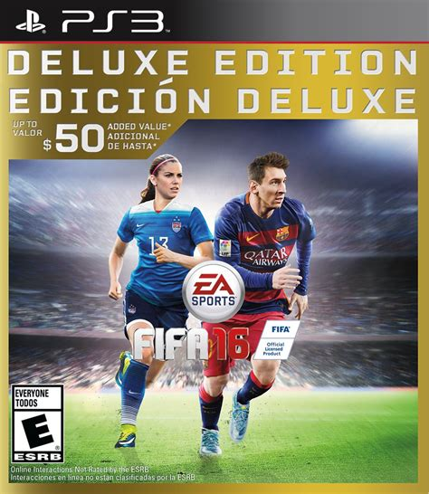 FIFA 16 (Deluxe Edition) Release Date (Xbox 360, PS3, Xbox