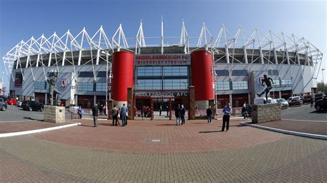 Middlesbrough v City: Ticket and Beamback info - News
