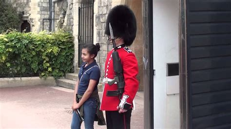 Queen's Guard at Windsor Castle - YouTube