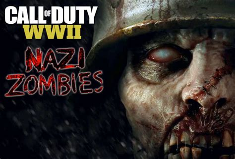 Call of Duty WW2 Nazi Zombies CONFIRMED for new Co-Op Mode