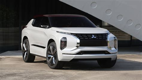 Are Mitsubishi's SUV Plans Finally Within Sight?   Top Speed