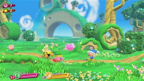 Kirby Star Allies for the Nintendo Switch, Release Date