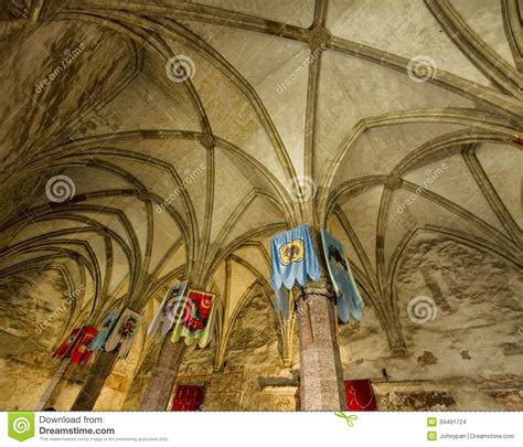 Castle Interior Stock Images - Image: 34491724