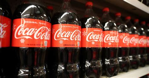 Coca-Cola 'looking at producing drinks with marijuana in