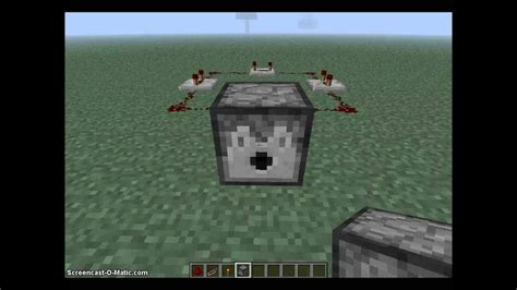 Minecraft: How to Make A Mob Spawner with Redstone - YouTube