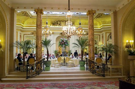 Afternoon Tea at The Ritz London (in Pictures)