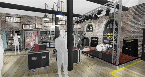 Dr Martens strides into Camden Town with flagship shop and