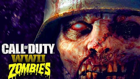 Call of Duty: WW2 - ZOMBIES REVEALED! NEW ZOMBIES TEASER