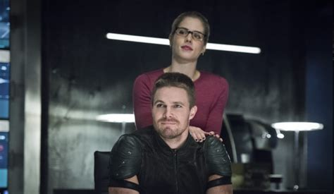 Arrow season 5: Will Oliver and Felicity get back together