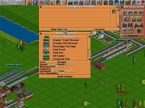 Transport Tycoon | Old DOS Games | Download for Free or