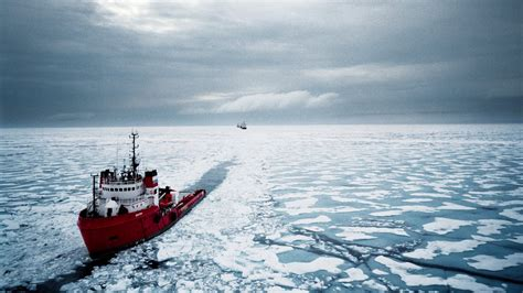A Journey Through the Melting Arctic | The New Yorker