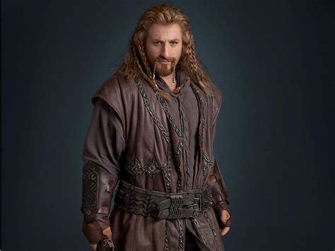 The Hobbit character gallery with Bilbo, Gandalf and the