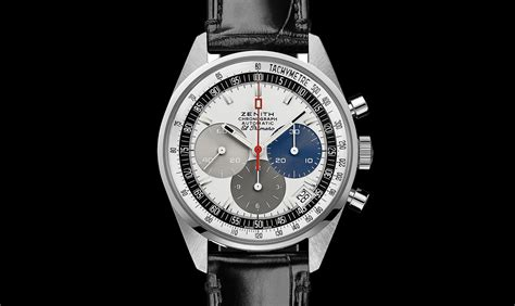 Zenith Introduces the 50 Years of El Primero Anniversary