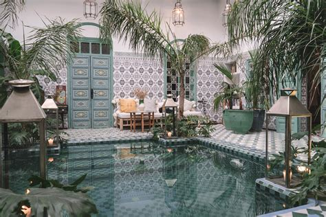 Riad BE Marrakech! A lovely boutique hotel in the heart of