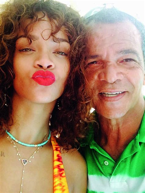 Rihanna's dad says she's bought him a house in Barbados