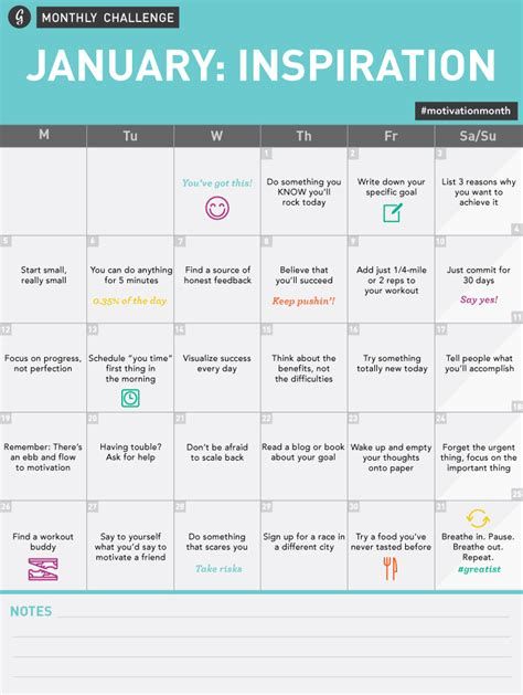 Join Greatist's 30-Day Inspiration Challenge! | Greatist