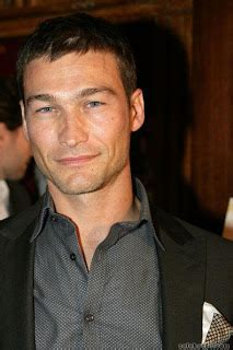 andy whitfield shirtless   Soccer