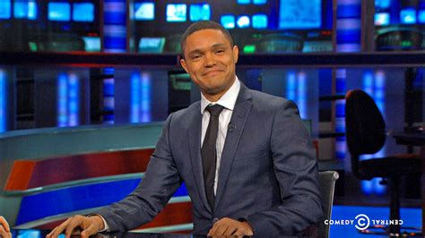 The Daily Show with Trevor Noah: Comedy Central Series