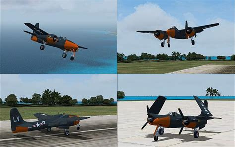A New Freeware F7F-3 Tigercat On The Horizon For FSX and FS9