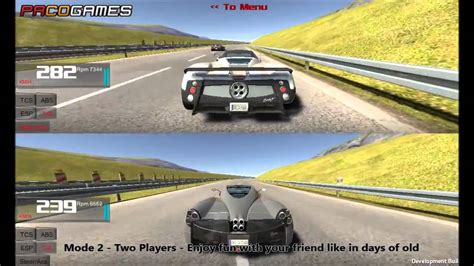 CarS Multiplayer racing PC browser game (PacoGames) - YouTube