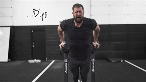 Dips (CHEST, TRICEPS & INTENSITY!) - YouTube
