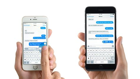 Voice Text, iPhone 6