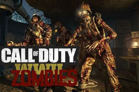 CALL OF DUTY WW2: Zombies trailer leaked ahead of Comic
